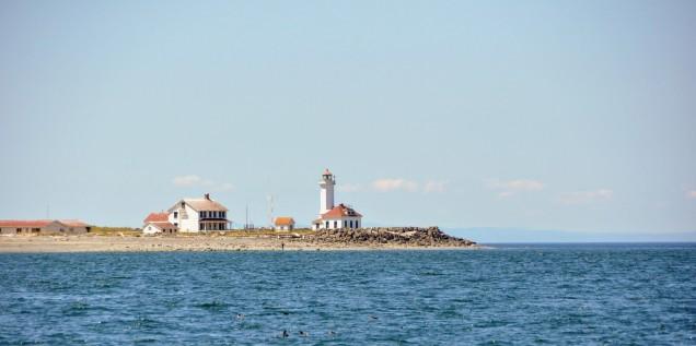 Point Wilson Lighthouse.