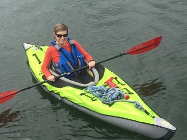 Love my new kayak!