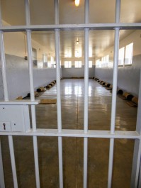 Cell on Robben Island